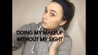 SHANE DAWSON INSPIRED - DOING MY MAKEUP WITHOUT MY SIGHT | SoJo Beauty