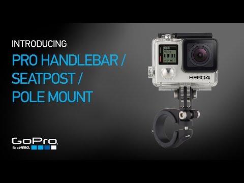 GoPro Pro Handlebar/Seatpost/Pole Mount (Diverse Halterungen)