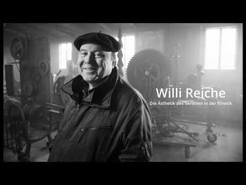 Willi Reiche - Die Ästhetik des Seriellen in der Kinetik