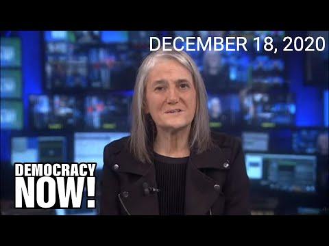 Top U.S. & World Headlines — December 18, 2020