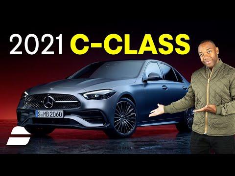 2021 Mercedes C-Class FIRST LOOK: A Baby S-Class?!