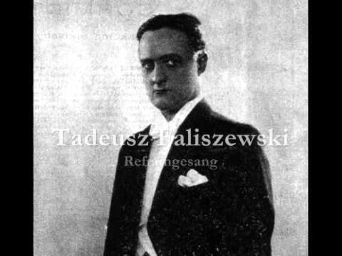 """Crazy-Kiddies""-Orchestra, Voc. Tadeusz Faliszewski - Siboney (Rumba)"