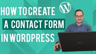 Contact Formulier maken in WordPress Tutorial