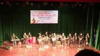 Wonderful tonight ( Yellow stars band) DHVHNT Quân đội