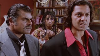 Bobby Deol Makes A Plan To Take Revenge - Soldier Movie - Bollywood Scene