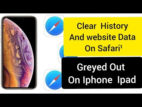 Download How To Clear History And Website Data In Ios 9 Safari On