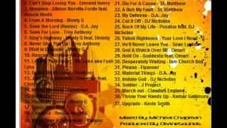 Christ Centered Mixtape Vol.1 - Gospel Reggae