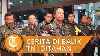 Cerita di Balik Tiga Anggota TNI Dicopot dan Ditahan Gara-gara Istri