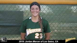 Jordan Mercer