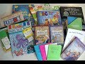 Homeschool Convention book haul !!
