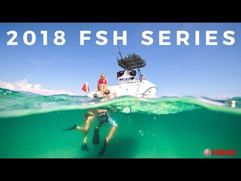 2018 Yamaha 210 FSH Sport in Kenner, Louisiana