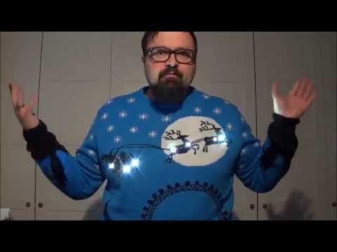 Christmas Jumper XXL -  Weihnachtspullover in Übergrößen für Männer