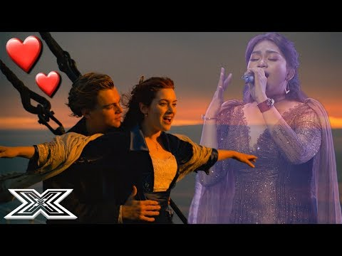 'My Heart Will Go On' from The Titanic by Celine Dion Covered On X Factor Cambodia | X Factor Global