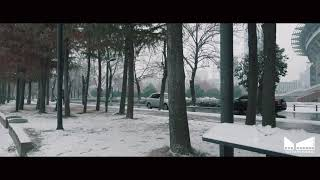 preview picture of video '【sony a6300】The first snow of 2019'