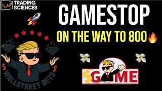 GAMESTOP COMPLETE ANALYSIS FOR THE WEEK AHEAD 🔥🚀