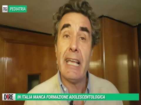 AGENZIA DIRE TG PEDIATRIA IN ITALIA MANCA FORMAZIONE ADOLESCENTOLOGICA
