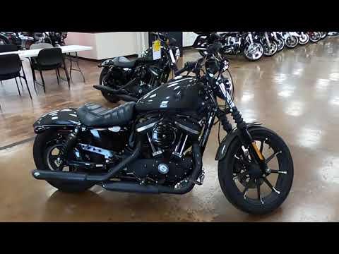 2019 Harley-Davidson Sportster XL883 Iron 883