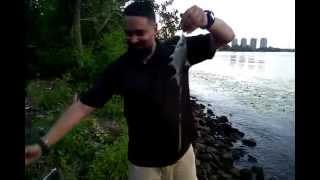 Рыбалка на южного моста в киеве