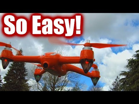 Review: Bugs2 GPS quadcopter drone (pretty good)