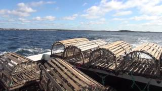 """Lobster Fishing With """"Miss Leary's Cove"""""""