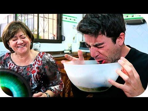 El valor calórico la grasa la sopa