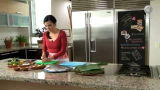 Tu cocina - Trucha con hierbabuena a la parrilla