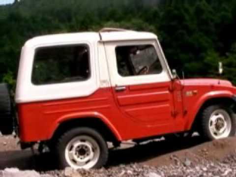 1982 ダイハツタフトF50V/DAIHATSU TAFT F50V
