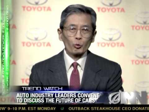 Budoucnost automobilového průmyslu