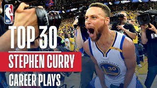 Stephen Curry's AMAZING Top 30 Plays!!! - Video Youtube