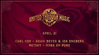 Carl Cox, Adam Beyer, Ida Engberg, Netsky, Nora En Pure - Live @ Tomorrowland United Through Music Week 4 2020