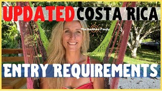 ⚠️[UPDATED!] Costa Rica Entry Requirements - Travel Costa Rica 2021