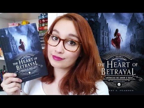 The Heart of Betrayal (Mary E. Pearson) | Vlogmas #2 | Resenhando Sonhos