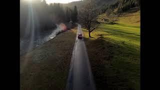 FPV Flug im Schwarzwald (ImpulseRC Apex mit GoPro Hero8)