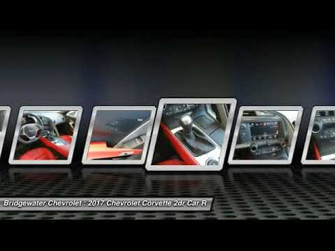 2017 Chevrolet Corvette East Bridgewater NJ H5100905