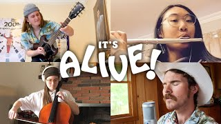 The It's Alive Theme Song Played By Our Fans (100 Versions) | Bon Appétit