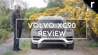 New Volvo XC90 review: Better than a Range Rover?