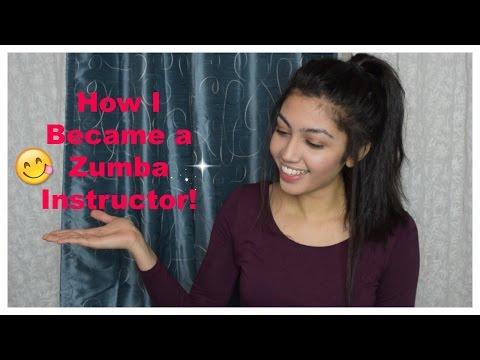 How I Became A ZUMBA INSTRUCTOR - YouTube