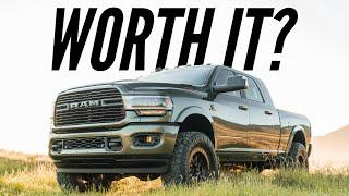 The TRUTH: Should You Buy A 2019+ 5th Gen Cummins RAM Truck?