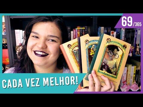 DESVENTURAS EM SÉRIE 4-6: RESENHA | Bruna Miranda #069