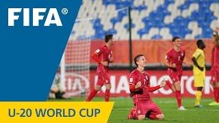 Serbia v. Mali - Match Highlights FIFA U-20 World Cup New Zealand 2015
