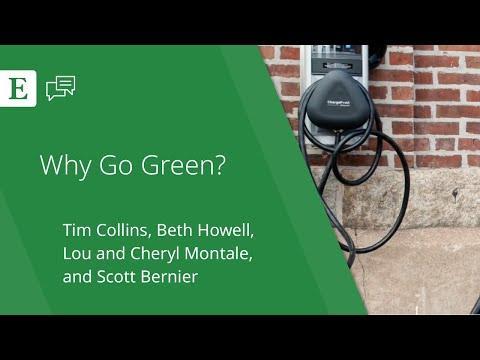 Why Go Green? - YouTube