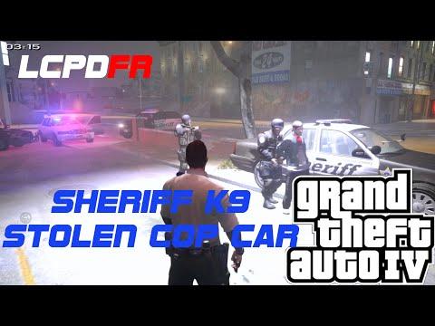 GTA IV LCPDFR (Cop Patrol) mod K9 unit :: Grand Theft Auto IV