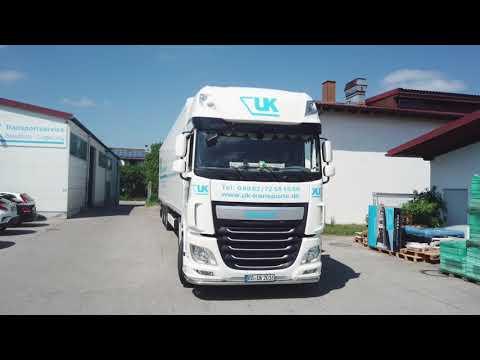 Video über die UK Transportservice Uebigau Lothar