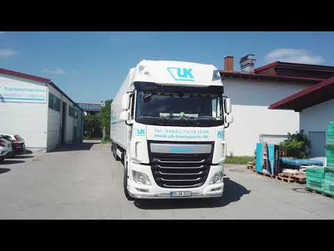 Video über die UK Transportservice Uebigau Lothar