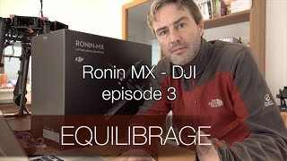 DJI Ronin Mx - Teil 3: Ausgleich & Inbetriebnahme - das Tutorial