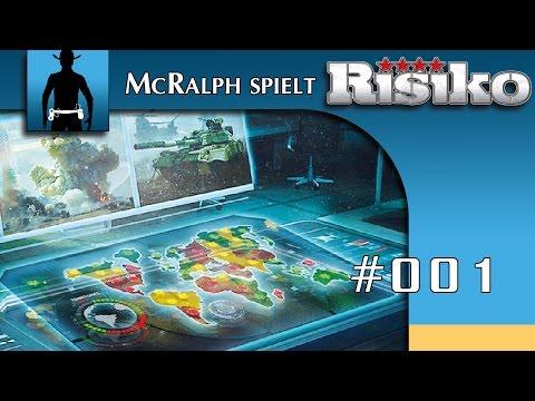 RISIKO   Playstation 4   Intro und erste Schritte   Let's Play Risk [deutsch]