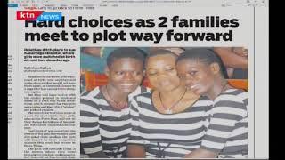 Dramatic twist for twins in DNA saga