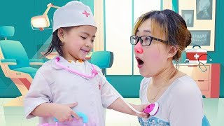 Doctor CheckUp Song | Little Doctor | Nursery Rhymes Song for Kids by TroKids TV