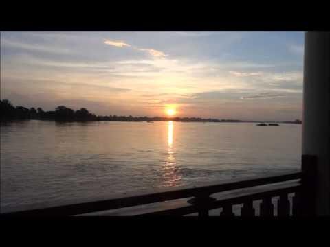 Don Det Laos, Bike ride to Don Khon