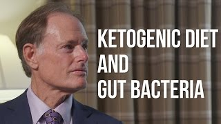 Ketogenic diet, gut bacteria, and brain health